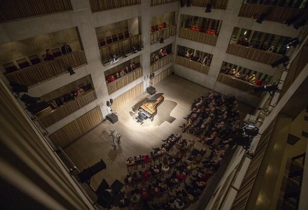 Kamermuziekzaal Concertgebouw Brugge