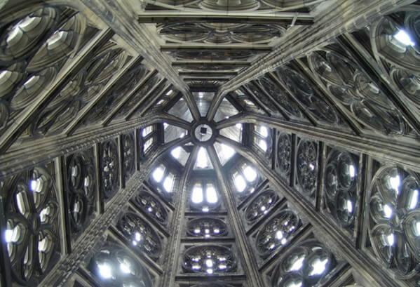 Dom van Keulen, torenspits