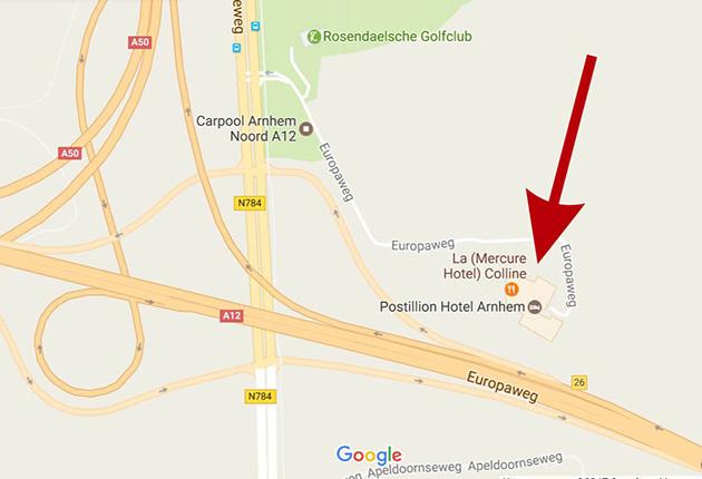 Opstapplaats Arnhem