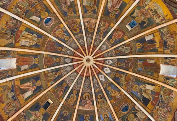 Baptisterium, Parma