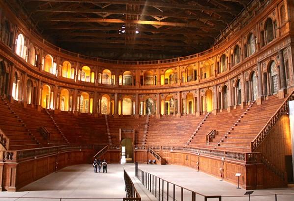 Teatro Farnese, Parma