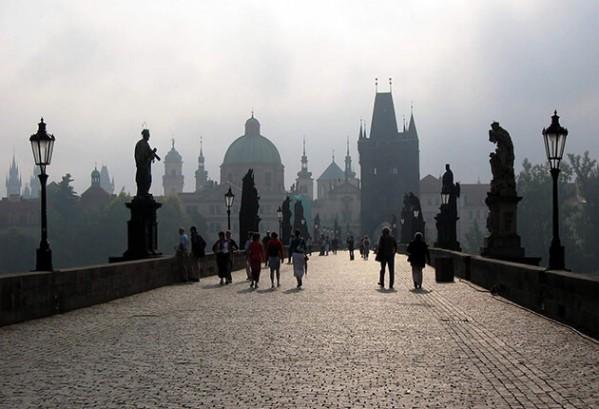 Karelsbrug, Praag