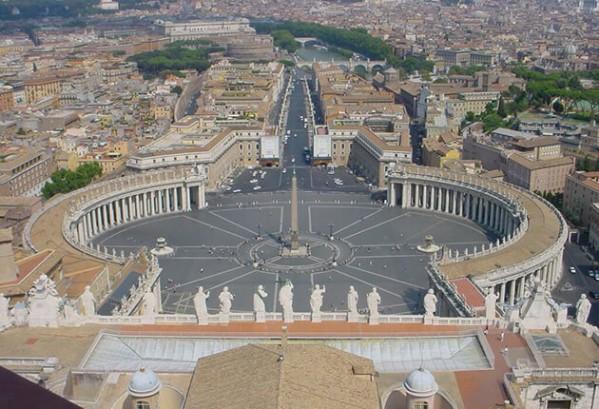 Vaticaan, Rome