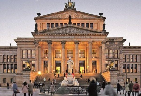 Konzerthaus, Berlijn