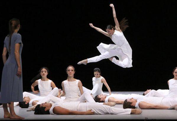 Weihnachtsoratorium, Hamburt Ballett