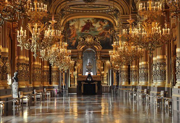 Palais Garnier, Parijs