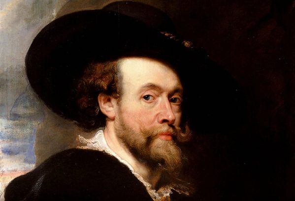 Zelfportret (Rubens)