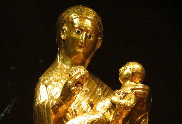 Gouden Madonna
