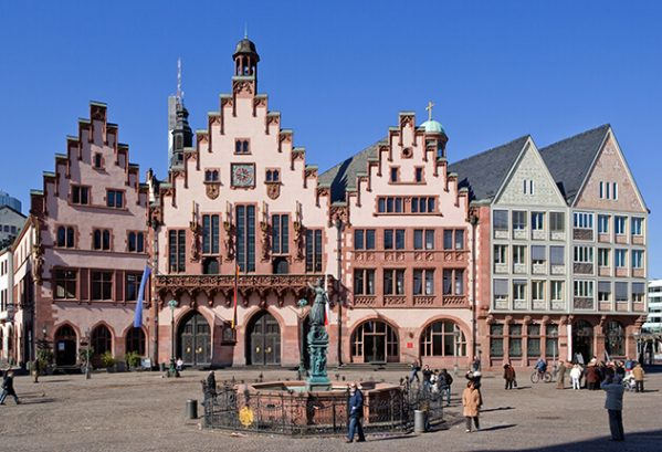 Rathaus, Frankfurt
