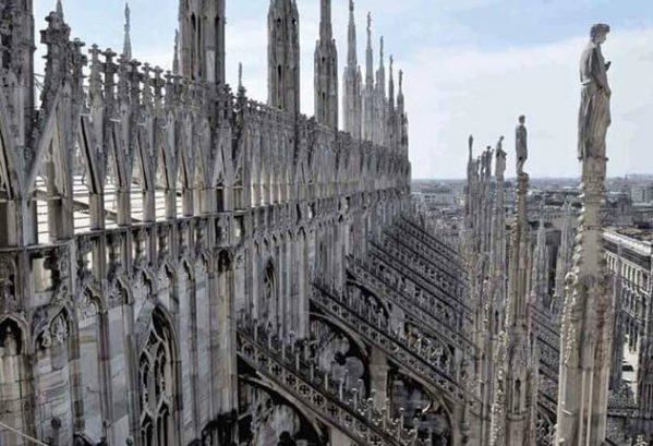 Duomo Milaan
