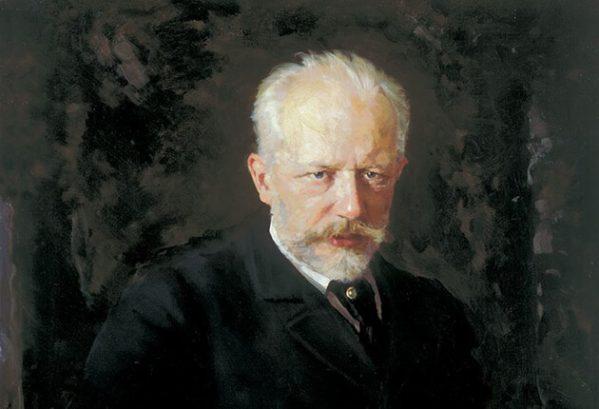 Pjotr Iljitsj Tsjaikovski (Nikolai Kuznetsov)