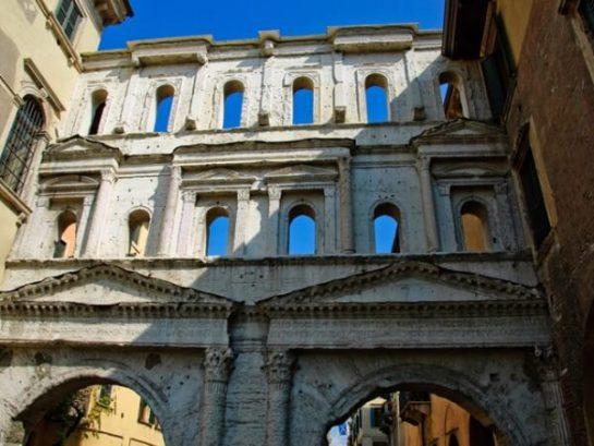 Porta dei Borsari, Verona