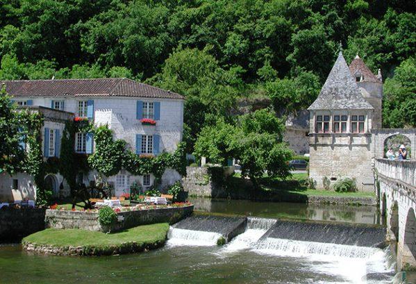 Brantôme, Périgord