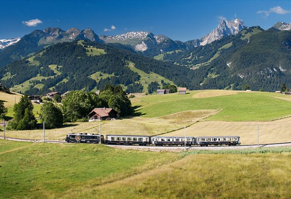 Richting Gstaad