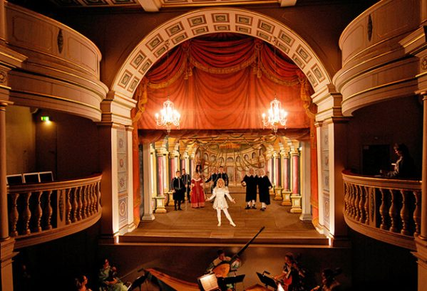 Ekhoftheater, Gotha