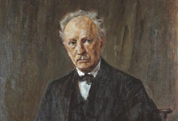 Richard Strauss (Max Liebermann, 1918)