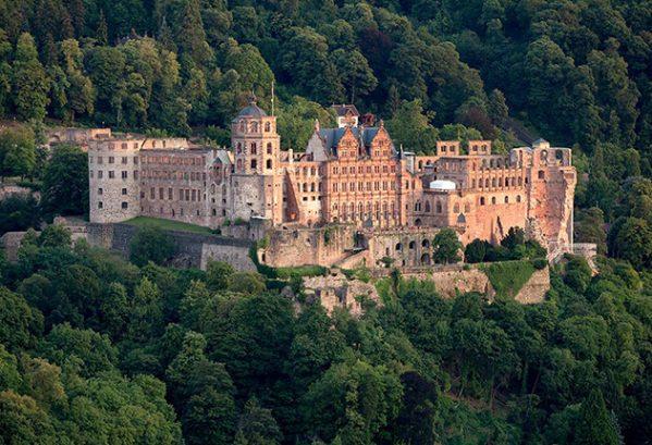 Slot, Heidelberg