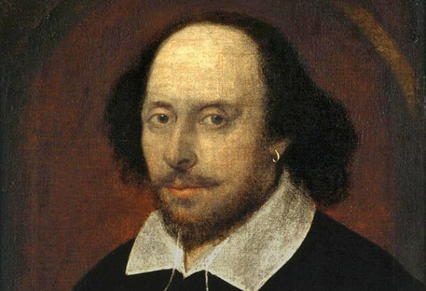 WilliamShakespeare (Chandos portret)