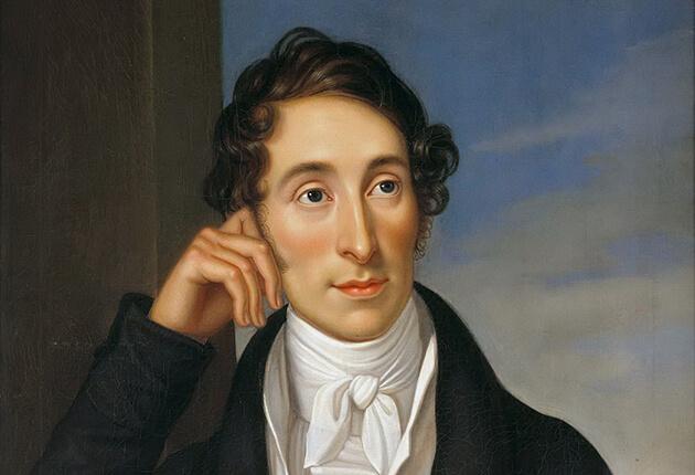 Carl Maria von Weber (Carolina Bardua)
