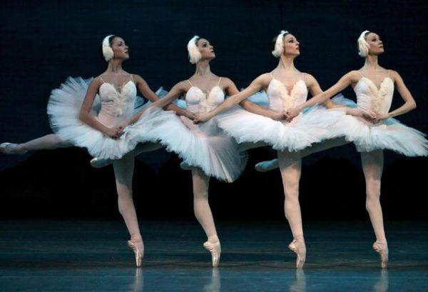 Het zwanenmeer, Mariinsky Ballet