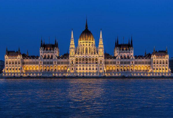 Parlement, Boedapest