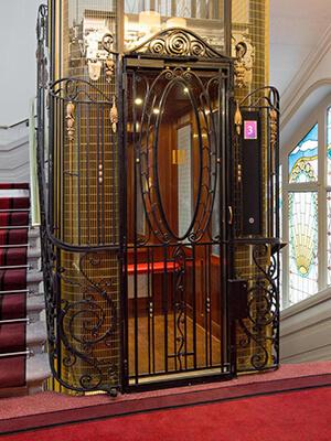 Hotel Carlton, Lyon