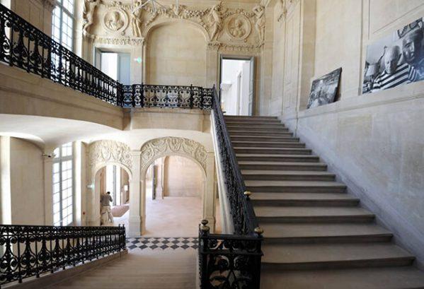 Musée Picasso, Hôtel Salé, Parijs