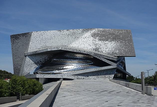 Philharmonie Parijs (foto: Guilhem Vellut)