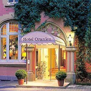 Hotel Oranien, Wiesbaden
