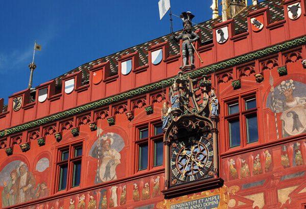 Stadhuis, Basel