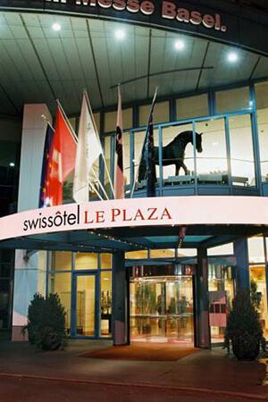 Swissotel Le Plaze Basel