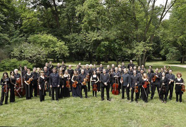 Festspielorchester Dresden (foto Sonja Werner)