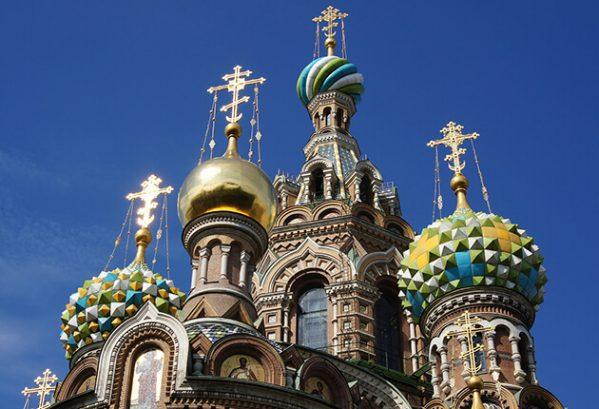 Kerk van de Verlosser op het bloed, Sint-Petersburg