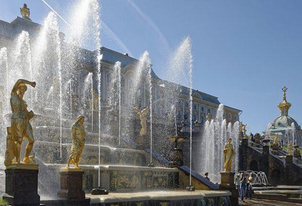 Peterhof, Sint-Petersburg