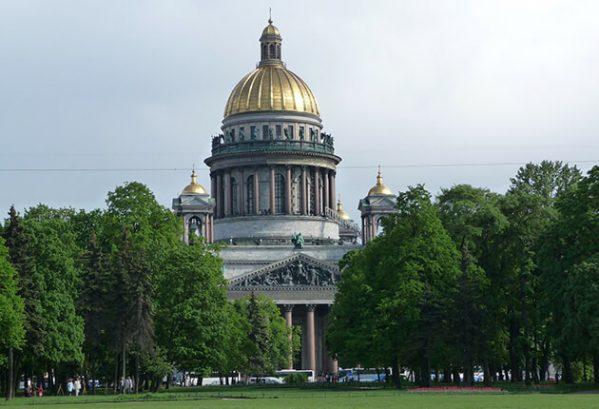 Sint Isaac Kathedraal, Sint-Petersburg