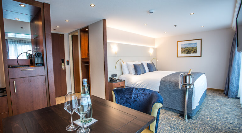 A-grande suite, MS Swiss Sapphire