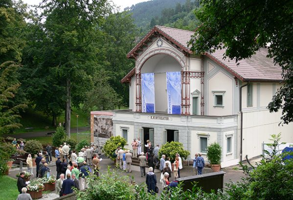 Königliche Kurtheater, Bad Wildbad
