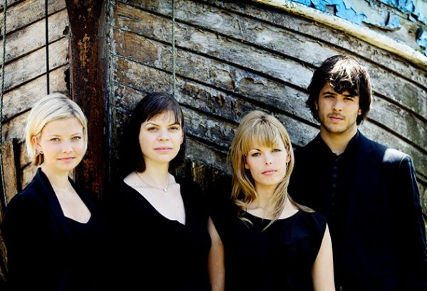 Chiaroscuro Quartet (foto Sussie Alhlberg)