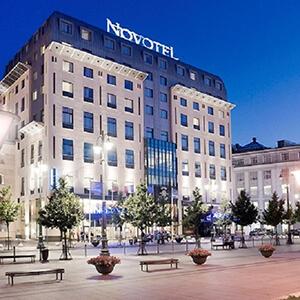 Novotel, Vilnius