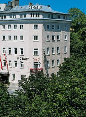 Hotel Mozart, Salzburg
