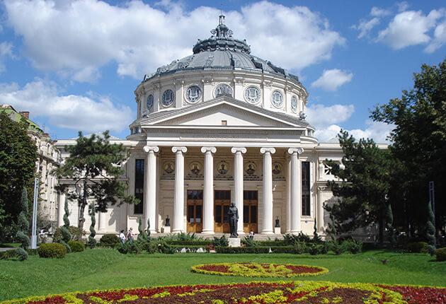 Ateneul Roman, Boekarest