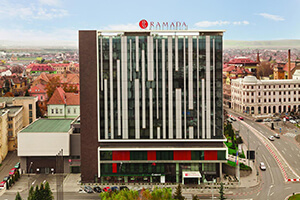 Hotel Ramada, Sibiu