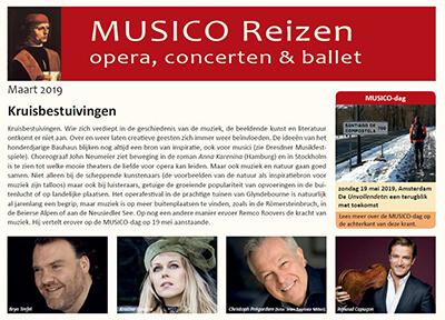 MUSICO-brochure voorjaar/zomer 2019
