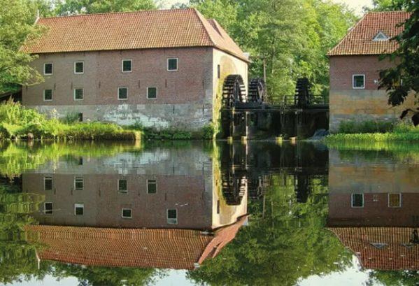 Watermolen op Landgoed Singraven