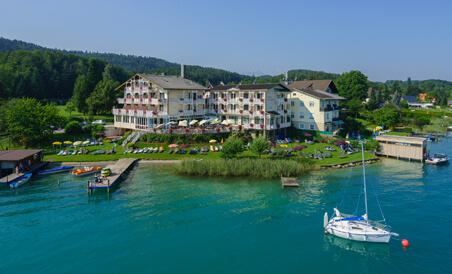 Hotel Seewirt, Podersdorf am See