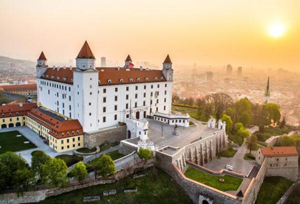 Kasteel Bratislava
