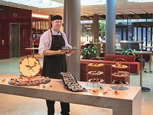 Mövenpick Hotel Frankfurt City, Frankfurt
