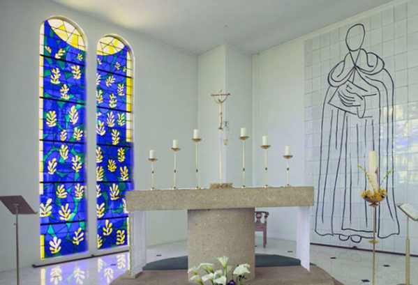 Chapelle du Rosaire de Vence