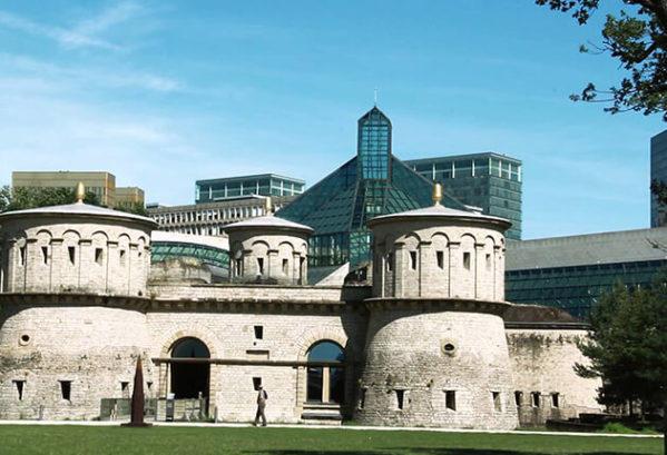 MUDAM, Luxemburg