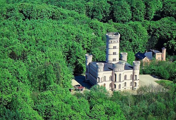 Jagdschloss Granitz, Rügen